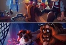 Disney & other artworks
