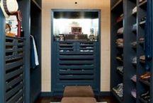 Interior design / Closet