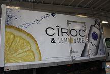 Large Box Truck Wraps