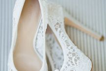 Wedding Shoes / It's all in the details! A look at some of our shoes for that big day.