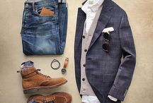 Casual man style