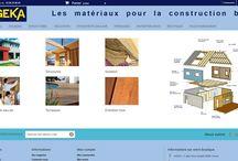 AGEKA / Vos matériaux pour la construction bois