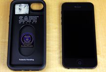 SAFE Wallet for iPhone 5/5s / The SAFE Wallet for iPhone 5 and 5s is a complete wallet replacement for your iPhone! Ditch your wallet, and simplify your everyday carry!