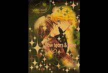"""Yuuri x Wolfram    Doujinshi """"Kyo Kara Maoh"""" : Yaoi World / Images sur le thème du couple yaoi (ou boy's love): Yuuri x Wolfram ; Yuuram Anime : Kyo Kara Maoh"""