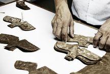 YANKO - hand made / Fotki z procesu produkcji obuwia marki YANKO