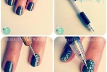 Nails nails nails / by Anna Niemann