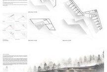 Architektur Pläne