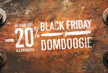 BB BLACK FRIDAY / Special #promotion #20%off on all #FWcollection. #Blackfriday is now!