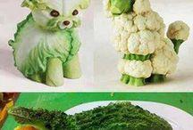 deco legume fruits