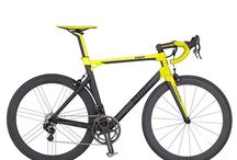 Yellow Bike!