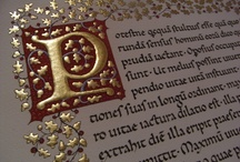 Manuscript: my works / My works on calligraphy and illumination