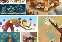 Celine Deregnaucourt / Lemonade Illustration Agency / Celine Deregnaucourt is represented worldwide by Lemonade Illustration Agency. Lemonade is multi-disciplined Artist Agency representing over 125 leading illustrators. This is just a small selection of images from the illustrator's portfolio.