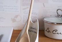 Kitchen ideas, place setting, napkins... / Ideita keittiöön, ruokailuun, kattaukseen...