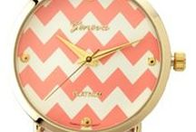 Watches and clocks<6 / What time is it? That's right, time to shop til you drop.  / by Stephanie Perry