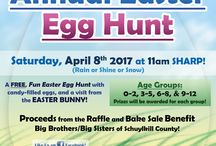Pioneer & Alpines' Annual Easter Egg Hunt