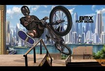 Cartoon BMX City