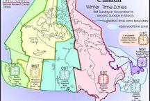 Canada / Familiebezoek in Ontario en Nova Scotia