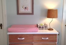 Lucy's Nursery Reveal / by Betsy Kornelis