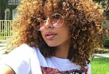 Curly hair goals