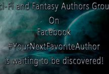 Science Fiction and Fantasy (and other genres) Authors Group Promo Group / Facebook Promotion Group for Science Fiction, Fantasy and now open to other authors. Very active promotion!  https://www.facebook.com/groups/1132459036786385/