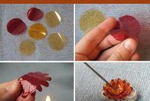 nápady z PET lahví