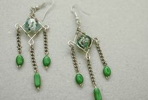 Earings / Handmade jewellery
