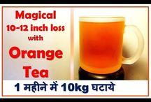 . Dr. Shalini's simple yet effective Tea recepies