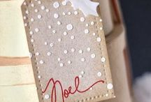 Gift tags & wrapping