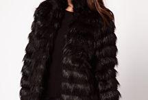 Fake fur darlin !  / by Maureen H