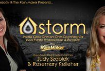 """""""Scott Binsack"""" & The Rain Maker Present """"Storm"""""""