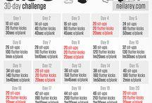 egészséges torna kihívás