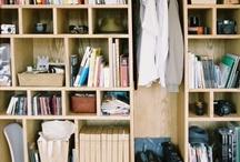 Organizing ideas / by Irene Wade