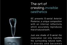 G-aenial Anterior Posterior / Light-cured radiopaque composite restorative For more click: http://www.gcindiadental.com/products/composite-restoratives/g-aenial-anterior-posterior/