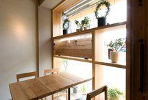 Interior: dinning area