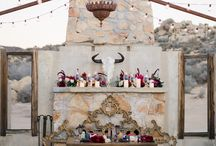 Spanish boho styled shoot