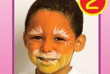maquillage enfan