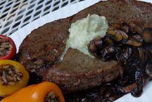 Een mooi stukje biefstuk.