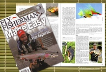 Articles & Appearances / Saltwater Fly Fishing & Fly Tying Magazines you can find www.saltyflytying.com