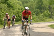 Biking in Mount Horeb Area / Biking trails and events. Olympic tested & troll approved. Military Ridge Trail