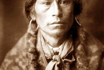 Native Americans / The proud people who once owned this country.