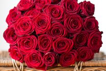 Valentine's Day Flowers / Valentine's Day roses and bouquets available from okbouquet.com