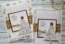Christmas Stampin Up 2016-17