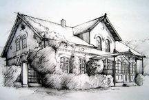 #DRAW house