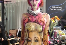 Body paint / Body art done by Athena Zhe