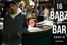 16 Barz In A Bar rap videos / 16 bars, 1 MC, 1 pub, 1 take. Breakin' Convention presents: 16 Barz In A Bar! From London to across the UK, make sure you LIKE this playlist to get the next drop! http://www.youtube.com/playlist?list=PLvSvb7mP9Gp_FzhhX9nOfQHMzExZKU6h2 / by Breakin' Convention
