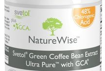 NatureWise Svetol Green Coffee Bean Extract Ultra Pure with GCA Natural Weight Loss Supplement, 90 Caps