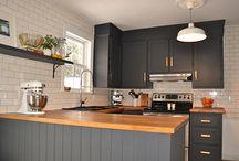 kitchens / by jenna