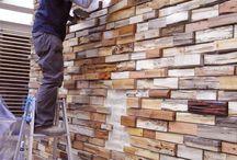 dinding mozaik