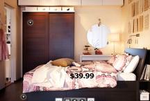 Fremont guest bedroom / by Heidi Miller