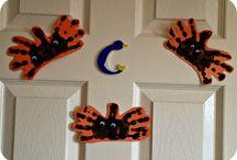 Halloween hand-made